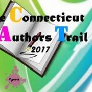 Connecticut Authors Trail logo